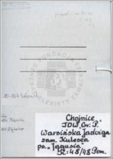 Warsińska Jadwiga