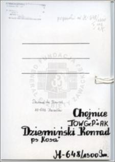 Dziemiński Konrad