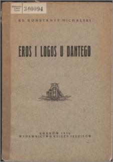 Eros i logos u Dantego