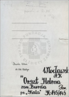 Orszt Helena