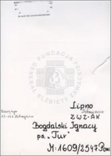 Bogdalski Ignacy