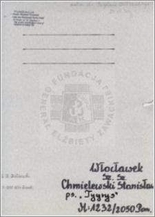 Chmielewski Stanisław