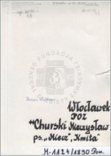 Churski Mieczysław