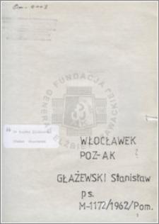 Głażewski Stanisław