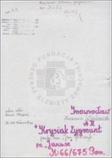 Krysiak Zygmunt