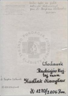 Kudlak Mieczysław