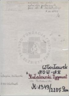 Kułakowski Zygmunt