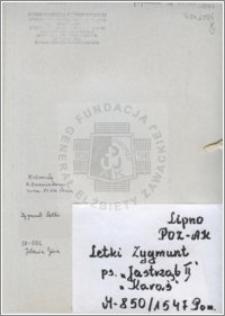 Letki Zygmunt