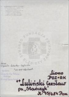 Luliński Czesław