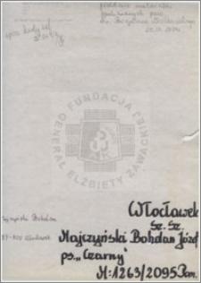 Majczyński Bohdan Józef