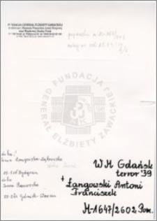Łangowski Antoni