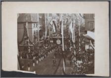 [Przyjazd Kronprinza do Torunia w 1896 roku]