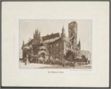 Das Rathaus in Thorn