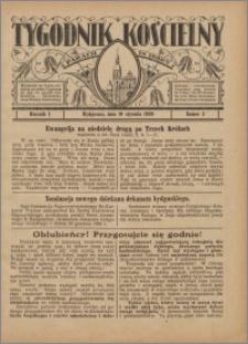 Tygodnik Kościelny Parafii św. Trójcy 1930.01.19 nr 3