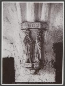 Thorn, Johanniskirche : Sakristei Konsol