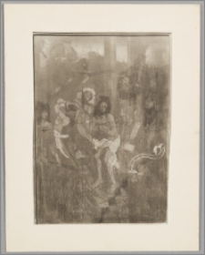 [Toruń, Biczowanie - obraz z Bazyliki katedralnej św. Jana Chrzciciela i św. Jana Ewangelisty]