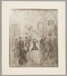 [Toruń, Koronowanie Cierniem - obraz z Bazyliki katedralnej św. Jana Chrzciciela i św. Jana Ewangelisty]