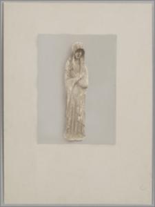 [Toruń, Maria z Nazaretu - rzeźba z Bazyliki katedralnej św. Jana Chrzciciela i św. Jana Ewangelisty]
