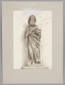 [Toruń, św. Jan Chrzciciel - rzeźba z Bazyliki katedralnej św. Jana Chrzciciela i św. Jana Ewangelisty]
