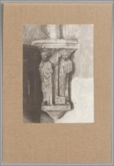 [Toruń, wspornik z zakrystii Bazyliki katedralnej św. Jana Chrzciciela i św. Jana Ewangelisty]