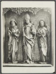[Toruń, tryptyk św. Wolfganga z Bazyliki katedralnej św. Jana Chrzciciela i św. Jana Ewangelisty]