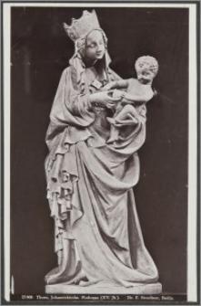 Thorn, Johanniskirche : Madonna (XV. Jh)