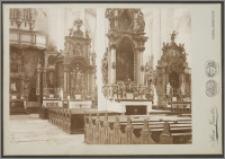 [Toruń, wnętrze nawy północnej Bazyliki katedralnej św. Jana Chrzciciela i św. Jana Ewangelisty]