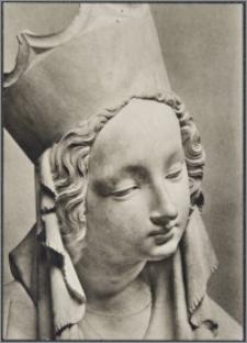 Thorn, St. Johann : die schöne Maria Kalksteinum 1420