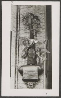 [Toruń, epitafium Jana Kazimierza Rubinkowskiego z Bazyliki katedralnej św. Jana Chrzciciela i św. Jana Ewangelisty]