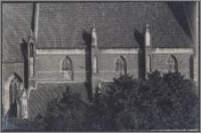 [Toruń, kościół św. Jakuba od strony południowo-wschodniej]