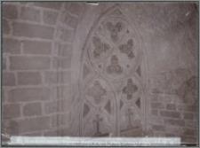 [Toruń, maswerk w oknie w północnej ścianie kościoła św. Jakuba]