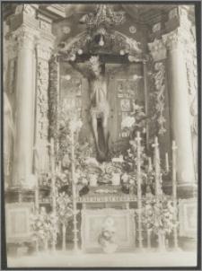 [Toruń, Czarny Krucyfiks z kościoła św. Jakuba]