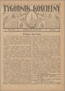 Tygodnik Kościelny Parafii św. Trójcy 1931.01.18 nr 3