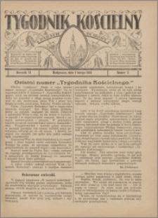 Tygodnik Kościelny Parafii św. Trójcy 1931.02.01 nr 5