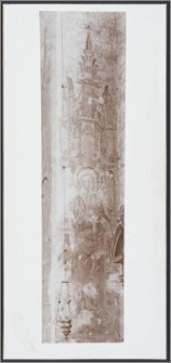[Toruń, św. Maria Magdalena - malowidło ścienne z kościoła Wniebowzięcia Najświętszej Marii Panny i Bł. ks. Stefana W. Frelichowskiego]