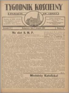 Tygodnik Kościelny Parafii św. Trójcy 1931.08.09 nr 29