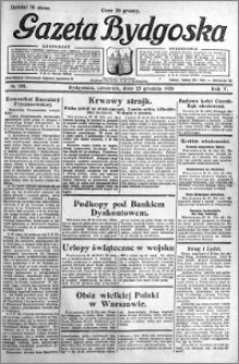 Gazeta Bydgoska 1926.12.23 R.5 nr 295