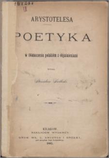 """Arystotelesa """"Poetyka"""""""