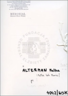 Alterman Malka