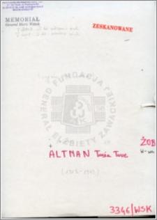 Altman Tosia