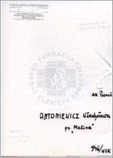 Antoniewicz Władysława