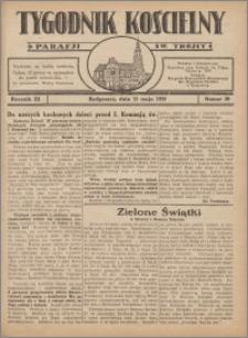 Tygodnik Kościelny Parafii św. Trójcy 1932.05.15 nr 20