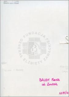 Baldy Maria