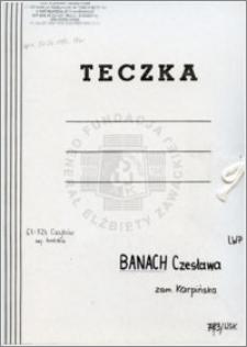 Banach Czesława
