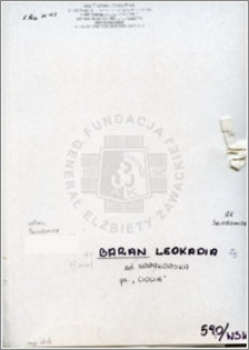 Baran Leokadia
