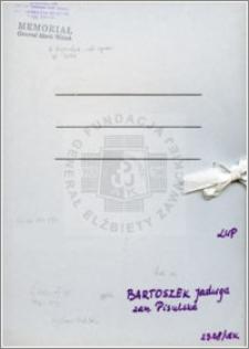 Bartoszek Jadwiga