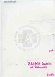 Bengom Izabela