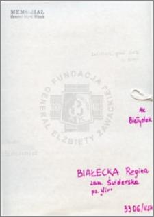 Bielecka Regina