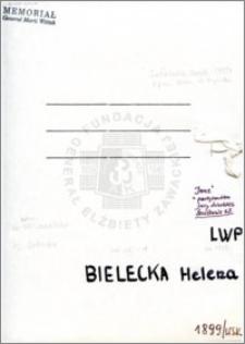 Bielecka Helena