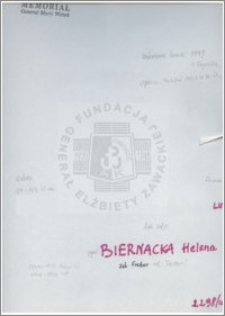 Biernacka Helena